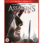 Assassin's Creed Blu-ray
