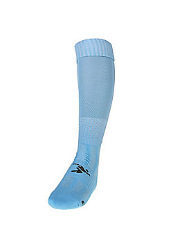 Precision Training Plain Pro Football Socks - Sky blue