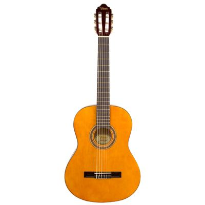 Valencia 1/4 Size Classical Guitar - with 6 Months Free Online Lessons