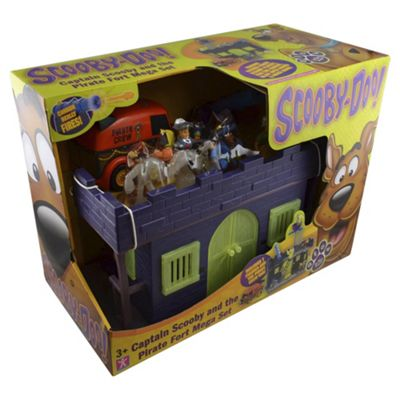Captain Scooby Doo and The Pirate Fort Mega Set