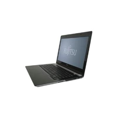 Fujitsu LIFEBOOK UH572 (13.3 inch) Notebook Core i7 (3517U) 1.9 GHz 4GB 128GB SSD (No OD) WLAN BT Webcam Windows 8 Pro 64-bit (Intel HD 4000) Silver