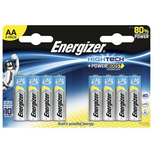 Energizer HighTech Battery Alkaline LR6 1.5V AA