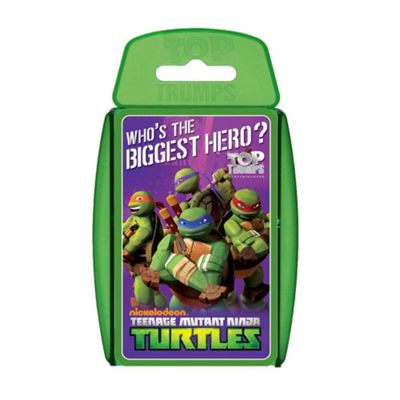 Top Trumps Teenage Mutant Ninja Turtles