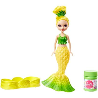 Barbie Dreamtopia Soap Bubbles and Fun Mermaid Yellow