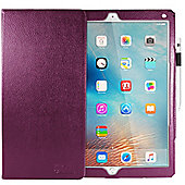 Orzly® Multi-Functional Case for iPad Pro - with Sleep Sensor - PURPLE