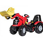 X-Trac Premium With Frontloader Brake and Gears - Rolly