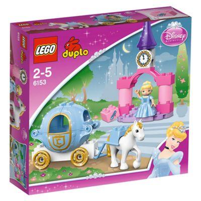 LEGO Duplo Princess Cinderella's Carriage 6153