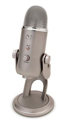 Blue Microphones Yeti Platinum Edition 20Hz - 20kHz 48 kHz 16bit