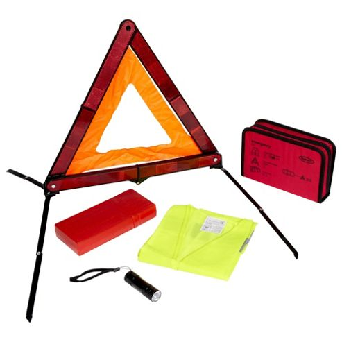 Ring Essential Car Emergency Kit