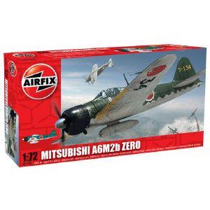 Mitsubishi A6M2b Zero (A01005) 1:72