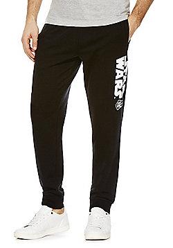 Star Wars Logo Joggers - Black