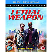 Lethal Weapon: Season 1 Bd