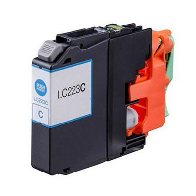 Brother LC223C Cyan Compatible Ink Cartridge