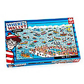 Paul Lamond Wheres Wally At sea Puzzle (250-Piece)