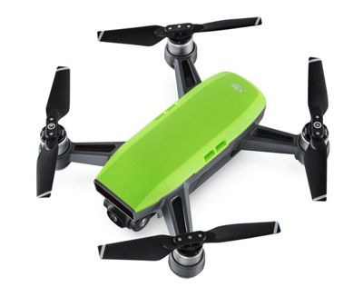 DJI Spark Aerial Drone Fly More Combo - Meadow Green