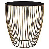 Wire Metallic Table