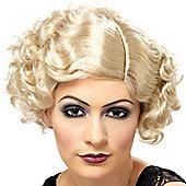Smiffy's - 1920's Flapper - Blonde Wig