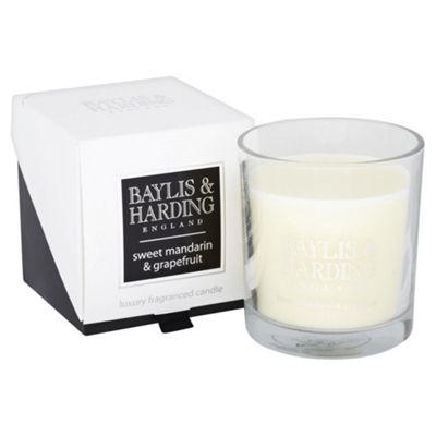 Baylis & Harding Sweet Mandarin & Grapefruit Boxed Candle