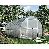 Palram Bella 8x16ft Silver Greenhouse