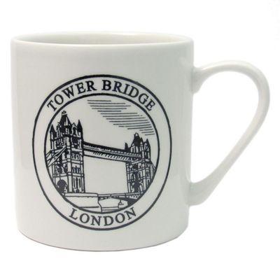 Churchill James Sadler Tower Bridge 340ml Mug