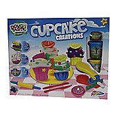 Dough-Tastic Cupcake Creations Kit