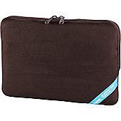 "Hama Velour Carrying Case (Sleeve) for 25.9 cm (10.2"") Notebook - Brown"