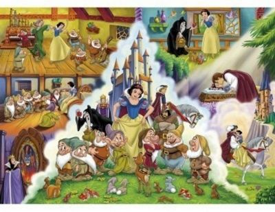 Snow White - 60pc Puzzle