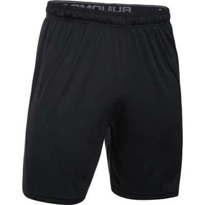 Under Armour Challenger II Mens Knit Exercise Fitness Sport Short Black - XL