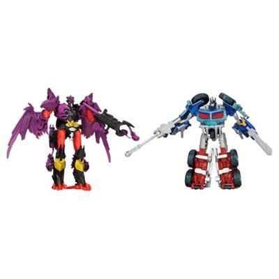 Transformer Predacon Commander 2 Pack