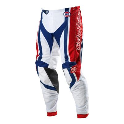 Troylee GP Air Pant Team Red/White 30