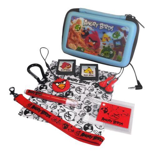 Nintendo Angry Birds 3DS Accessory Set