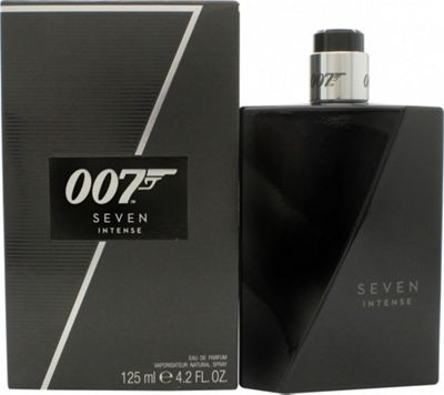 James Bond 007 Seven Intense Eau de Parfum (EDP) for Men 125 ml Spray For Men