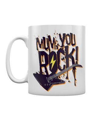 Mum, You Rock! 10oz Ceramic Mug