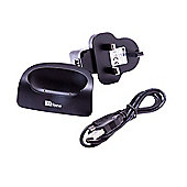 TTfone Spare Docking Station and Charger - Charger and Dock Cradle for Mercury (TT200)