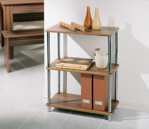 Aspect Design Salsa Three Shelf Bookcase