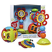 Playgro Shake Twist & Rattle Gift Pack