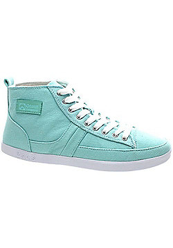 Osiris Currency Opal/White/Opal Womens Shoe - Green
