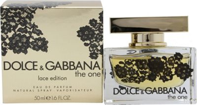 Dolce & Gabbana The One Lace Edition Eau de Parfum (EDP) 50ml Spray For Women