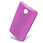 Orzly ExecArmour Case for Nexus 6 - Purple