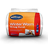 Silentnight Winter Warm 15 Tog Duvet - Double