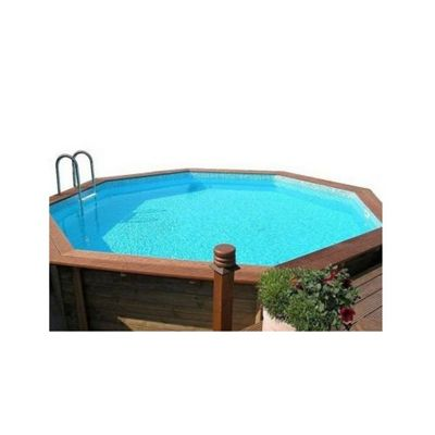 Doughboy Octagonal Wooden Pool 5.3m