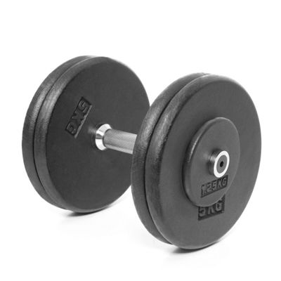 Body Power Pro-style Dumbbells 22.5kg (x2)