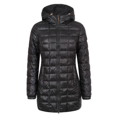Icepeak Ladies Tara Reversible Coat Black 38