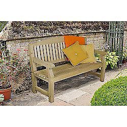 Forest Garden Harvington 5ft Bench