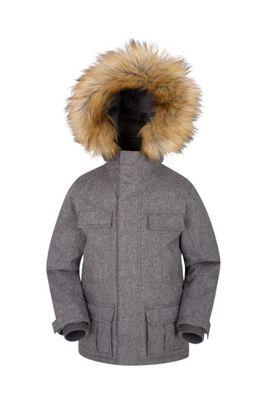 Zakti Kids Polar Down Jacket ( Size: 9-10 yrs )
