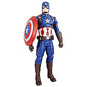 Marvel Avengers 30cm Electronic Captain America