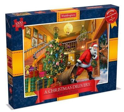 A Christmas Delivery - 2016 Christmas Puzzle - 1000pc