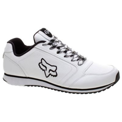 Fox Pacifica Girls White/Black Shoe