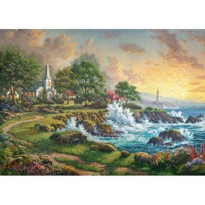 Seaside Haven - 1000pc Puzzle