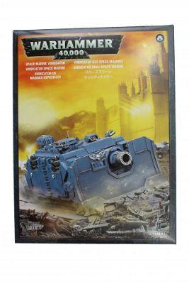 Warhammer Space Marine Vindicator Model Kit